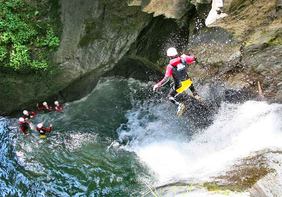Sports d\'eaux vives