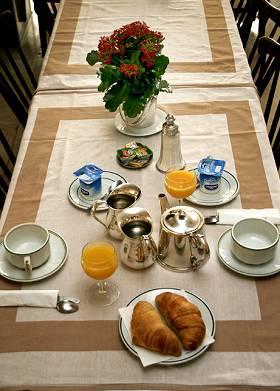 Chambres à Lourdes - Petit déjeuner