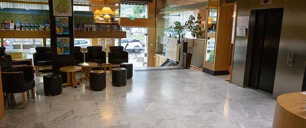 Hotel Lourdes proche sanctuaires - Hall Hotel Sainte Suzanne