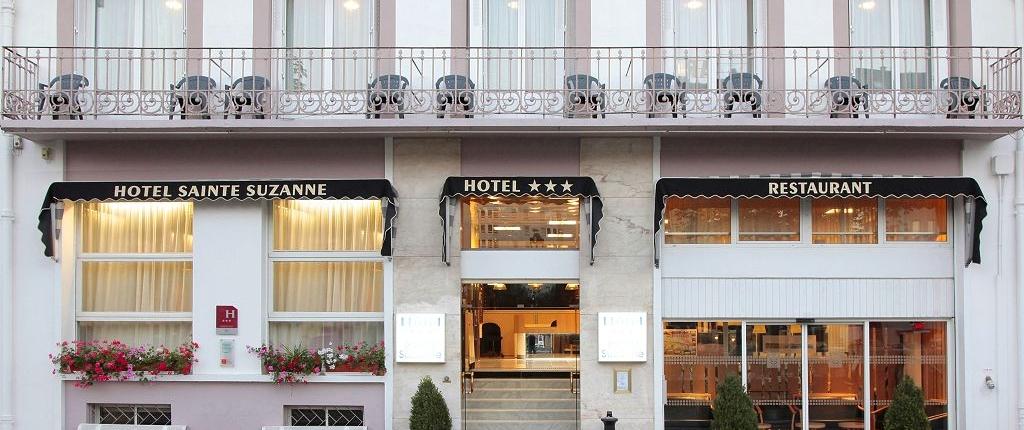 Hotel Lourdes proche sanctuaires - Hotel Sainte Suzanne